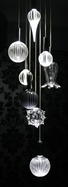 Contemporary Chandelier Led Pendant Lamp Lighting Chandeliers