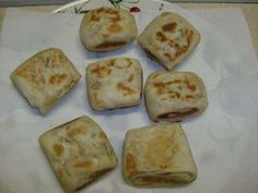 Delicious stuffed roti - makes about 30