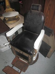 1000 Images About Barber Chairs On Pinterest Barber