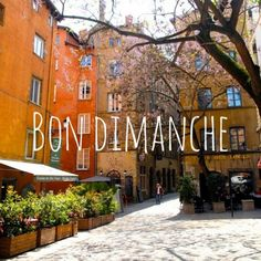 #Lyon #Sunday