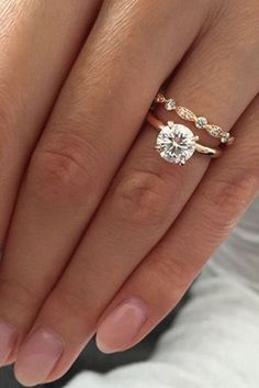 24 Engagement Rings So Beautiful They'll Make You Cry #weddingring #UniqueEngagementRings