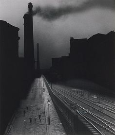 Bill Brandt, Halifax, 1937.  One of my favourite photographs of all time.