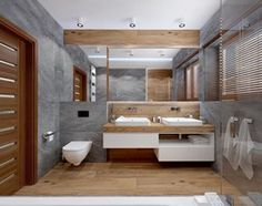 Aranżacje wnętrz - Łazienka: Łazienka, styl nowoczesny - Pracownia Architektoniczna Małgorzaty Górskiej-Niwińskiej. Przeglądaj, dodawaj i zapisuj najlepsze zdjęcia, pomysły i inspiracje designerskie. W bazie mamy już prawie milion fotografii!