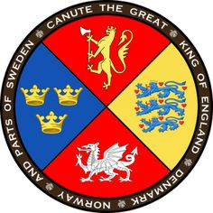 Canute the Great Seal Shirt