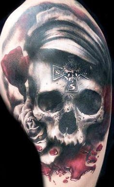 Tattoo Artist - Line Marielle Kloosterman   www.worldtattoogallery.com/tattoo_artist/line-marielle-kloosterman