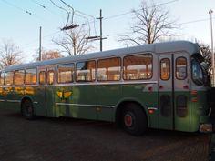 Oude bus openbaarvervoer Citosa