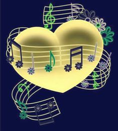 Music Notes Art, Film Music Books, Art Music, Music Love, Dance Music, Music Is Life, Music Images, Music Pictures, Good Morning Love Gif