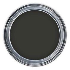 Das tiefe Schwarz von Painting the Past Soft Black Kreidefarbe ist extrem dunkel und samtig. Painting the Past Soft Black Kreidefarbe ist stark pigmentiert.
