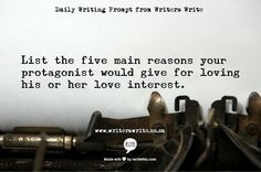 5 reasons for love