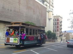 How to Tour San Francisco by Cable Car