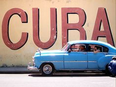 CUBA - A must visit! Cayo Largo is the best island to go to as well! :)