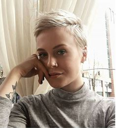 13x Nothing But Pixie Girl! Sarahb.h Beautiful As Ever! - Korte Kapsels #shorthaircutspixie