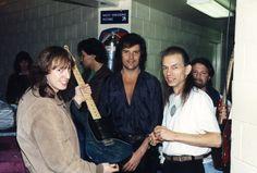 Trevor Rabin,  Steve Howe