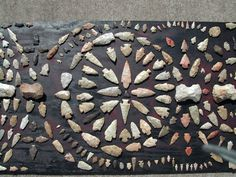 Missouri Arrowhead Collections