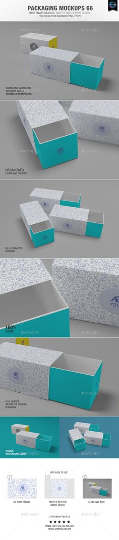 Packaging Mock-ups | Buy and Download: http://graphicriver.net/item/packaging-mockups-66/10042219?ref=ksioks