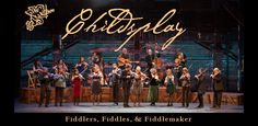 Childsplay's over two dozen musicians include some of the leading virtuosos in traditional and contemporary fiddle music. Childsplay has introduced many thousands to the delights of traditional Irish, French-Canadian, Cape Breton, Bluegrass, Appalachian, and Scandinavian fiddle music. Each section plays a violin or viola made by band member Bob Childs in his workshop in Cambridge, Massachusetts.