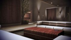 Mass Effect 3 Citadel Apartment - Upstairs Living Room Mass Effect Citadel, Mass Effect 3, Space Interiors, Outdoor Furniture, Outdoor Decor, Architecture Details, House Design, Couch, Living Room