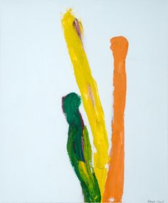 """Saatchi Online Artist: Suzan Cook; Oil 2013 Painting """"LESS IS MORE"""""""