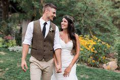 Paradise Ridge Wedding // Kaley & Brandon via Rocky Mountain Bride // Idaho Wedding // Photo by: Amber Tyler Photography