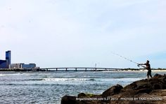 Fishing off the Brigantine Jetty Fishing, Boat, Vacation, Places, Summer, Travel, Dinghy, Lugares, Summer Time