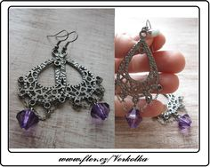 jewerly, bijoux, earring Jewerly, Charmed, Drop Earrings, Bracelets, Jewlery, Schmuck, Jewelry, Drop Earring, Jewels
