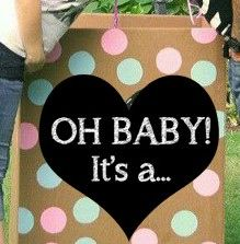How to make a DIY Gender Reveal Pinata  A Gender Reveal Pinata is a super cute way to do a Gender Reveal, find out how to make your own here...  #genderreveal #genderrevealpinata #genderrevealideas #genderrevealbox #diygenderrevealpinata