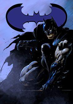 Batman by kanartist.deviantart.com on @DeviantArt