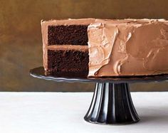 The Classic Cake Recipe Everyone Should Know How To Make - Devil's Food Cake