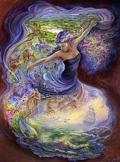 El universo de los sueños los de cada noche y los de nuestro día esos sueños que cambiarían nuestra vida dándole color calor colmando las ansias de nuestra alma y nutriendo nuestro ajado corazón debido a los envites de la vida.