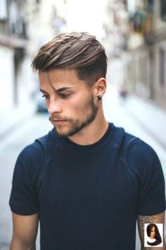 Man haircut Mens hairstyles, Haircuts for men, Hair cuts, Straight hairstyles, Short hair styles - Cool Mens Short Haircuts 2019 That Are Great Page 9 of 31 Lead Hairstyles - New Men Hairstyles, Haircuts For Men, Layered Hairstyles, 2018 Haircuts, Straight Haircuts, Anime Hairstyles, Mens Widows Peak Hairstyles, Mens Haircuts Round Face, Mens Straight Hairstyles