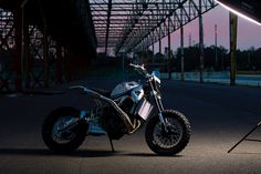In many ways, Italy's OMT Garage is the perfect nuclear racing family. Father Gaetano Troiano started the shop in 1978. Mother Silvana handles the media. And sons Marco and Mario are now pushing things into the 21st century and beyond with their love of racing and customisation. Take this blindingly good Yamaha XSR900 for instance...
