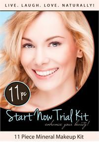 SMM Cosmetics: Start Now Trial Mineral Makeup kit