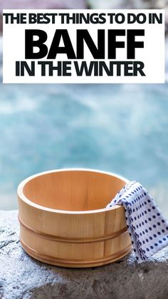 The best things to do in Banff in the winter / Banff travel / Things to do in Alberta #Banff #Travel #Winter Stuff To Do, Things To Do, Good Things, Travel Advice, Travel Guides, Travel Things, Banff, Canada Travel, Wonderful Things