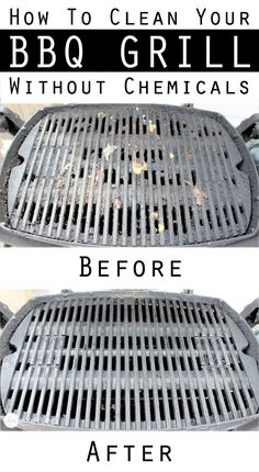 If your barbecue grill has been getting a workout lately, like ours has, it might be time for a cleaning. Don't stress...this method is so easy you'll wonder why you didn't do it a lot sooner!