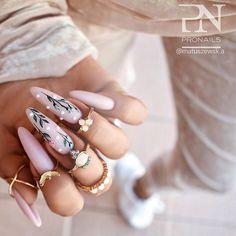 Colored Acrylic Nails, Cute Acrylic Nails, Cute Nails, Pretty Nails, Aycrlic Nails, Nail Manicure, Swag Nails, Hair And Nails, Gothic Nails