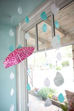 Quick and Easy Shower Decorating Ideas | Pine Needles at Gardner Village | Baby Showers | Wedding Showers