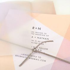 DESIGNED - EMMA SMITH{event stationery} Geometric Wedding, Modern Wedding Invitations, Event Design, Save The Date, Wedding Events, Stationery, Cards Against Humanity, Design Inspiration, Invites