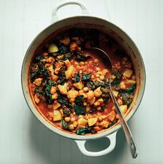 10+One-Pot+Vegetarian+Recipes+Even+Non-Vegetarians+Will+Love+on+domino.com
