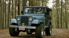 """What's the story behind Stiles' jeep? 