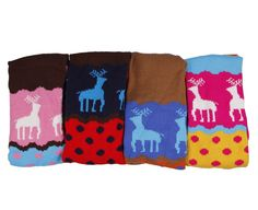 Lovely Baby Unisex Fawn Multicolor Centers Around Christmas