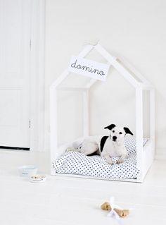 DIY   Modern dog bed