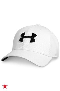 56863a7eb8f Under Armour Men s Blitzing II Stretch-Fit HeatGear® Cap   Reviews - Hats