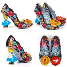 Alice in Wonderland Collection - Irregular Choice