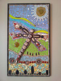 created by mosaic artist Victoria Gilpin  https://www.facebook.com/ThymeAgainMosaicStudio?ref=hl
