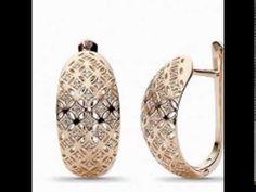 золотые и серебряеые украшения