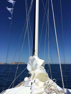 Il lungo viaggio di Mediterranea ora si potrà seguire anche su Saily.it Il media globale della vela