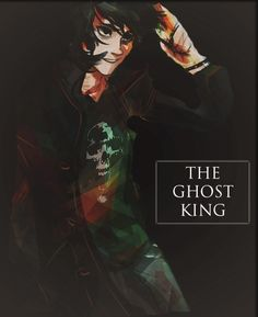 "Nico Di Angelo. I have a bad feeling about his ""big role"" in House of Hades... I don't want anything bad to happen to ANY of them, but Nico is so special. He's always been one of my top favorite characters..."
