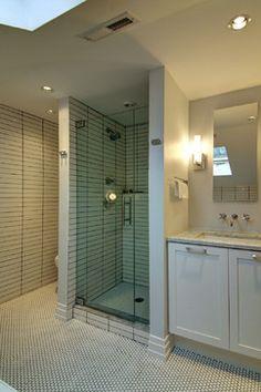 Lowell Street - modern - bathroom - dc metro - Tektonics Architecture