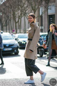 Julie Pelipas by STYLEDUMONDE Street Style Fashion Photography
