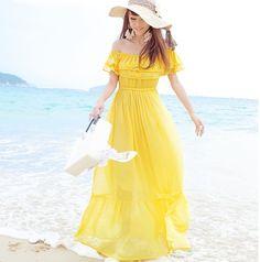 Buy 2013 New fashion tube top suspender  bohemia beach dress/ high quality chiffon maxi dress one piece dresses  free shipping from Reliable tube dress long suppliers on Alman Fashion international trading Com.,Ltd. $32.10